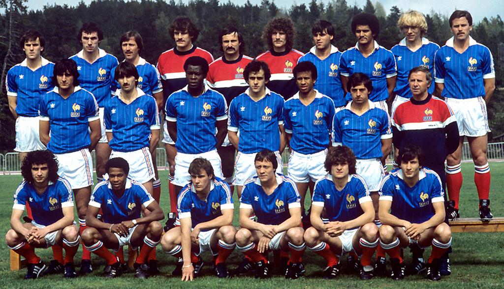 Deux equipe de france coupe du monde 1982 - Equipe de france 1982 coupe du monde ...